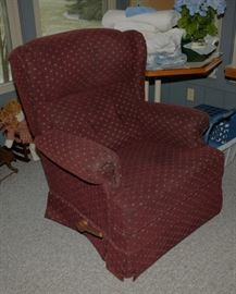 ONE  OF SEVERAL LAZY-BOY RECLINERS