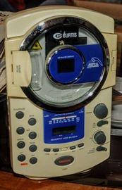 CURTIS CD AND RADIO