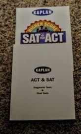KAPLAN SAT & SAT STUDY GUIDES