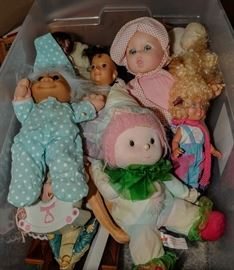 MORE AND MORE DOLLS