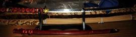 GOOD REPRODUCTION OF JAPANESE SAMURAI SWARD
