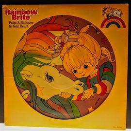 RAINBOW BRITE Lp
