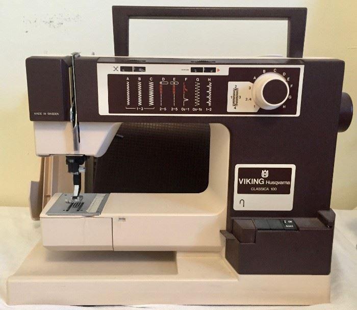 Viking Sewing Machine