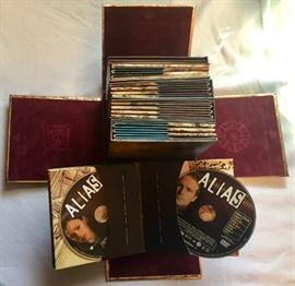 Allias DVD set