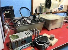 Ultraviolet jeweler's equipment, other equipment