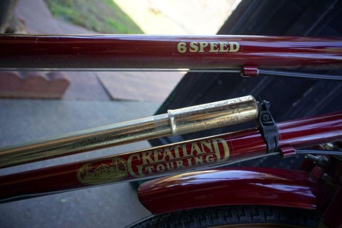 Greatland Touring 6 speed