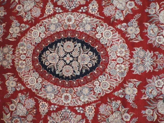 detail of carpet !