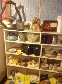 Lots of miscellaneous..old metal lunchboxes etc