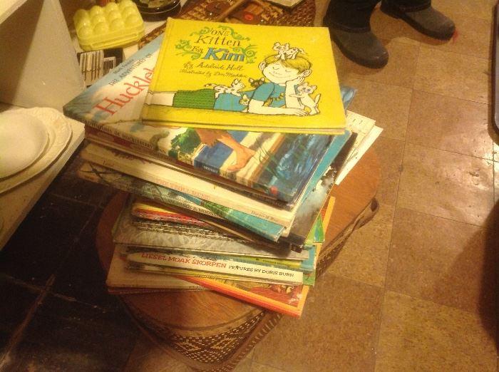 1950-60s children's books
