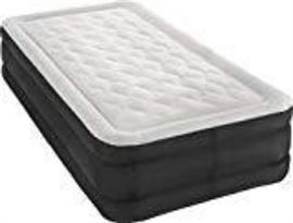 Air Comfort Deep Sleep Twin Size Raised Air Mattre ...