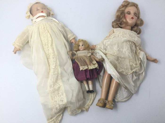 3 Face Dolls – Set of Three https://ctbids.com/#!/description/share/101829