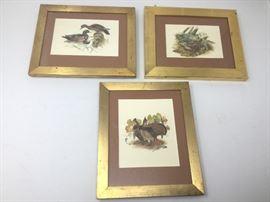 Don Whitlatch Set of 3 Prints https://ctbids.com/#!/description/share/101848