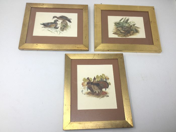 Don Whitlatch Set of 3 Prints https://ctbids.com/#!/description/share/101848