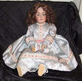 "26"" KESTNER GERMAN DOLL"