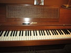 Acrosonic upright piano recently tuned
