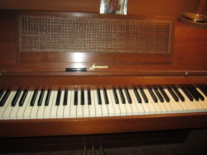Acrosonic upright piano recently tuned