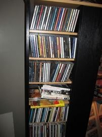 Huge CD collection