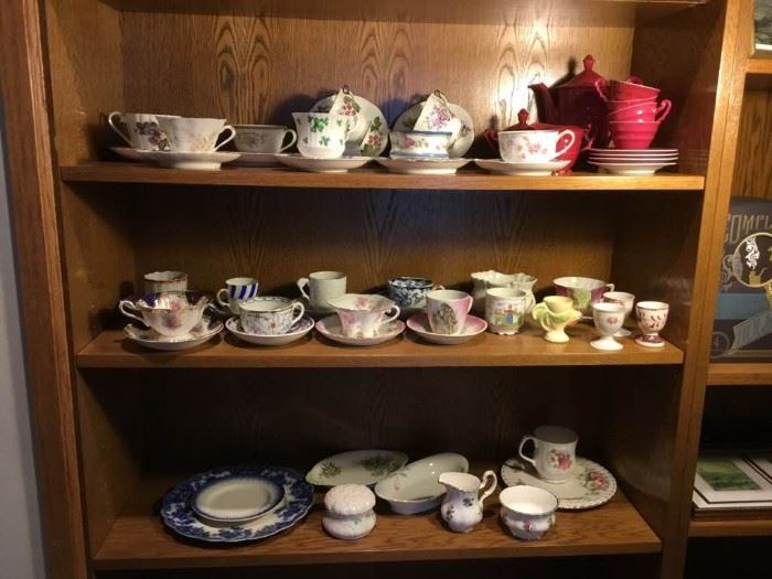 Tea Cups and More