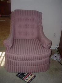 Very nice upholstered side chair