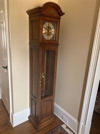 """Ethan  Allen""  Grandfather clock"
