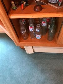 BOTTLES FROM DIFFERENT COUNTRIES