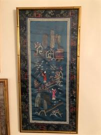 LOTS OF CHINESE ART