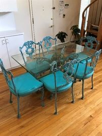 1960s TABLE SET