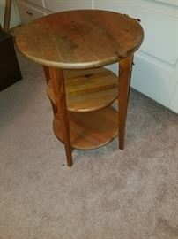 Small corner table