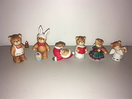 Enesco and Other Figurines