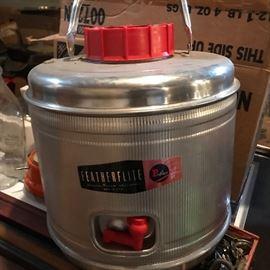 Poloran Featherflite Aluminium  Cooler/Picnic Jug