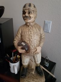 Cincinnatti Bear Cats Statue