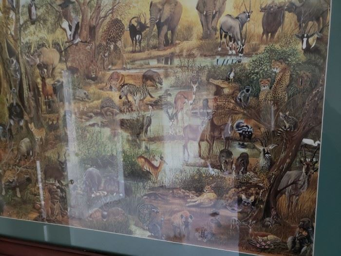 All Animals of Africa