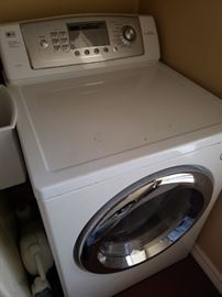 Newer LG Dryer