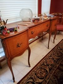 Beautiful Antique French Sideboard