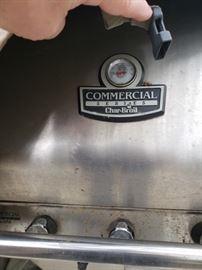 Commercial Grade Grill