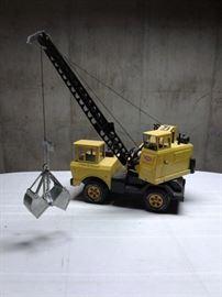 Metal Tonka Crane