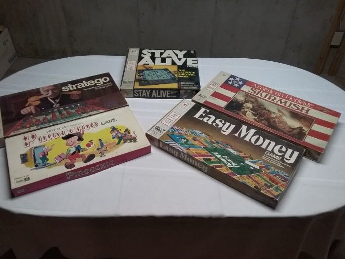 Board Games Lot Two