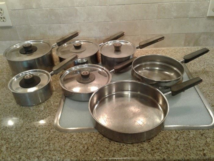 Everyday Pots and Pans