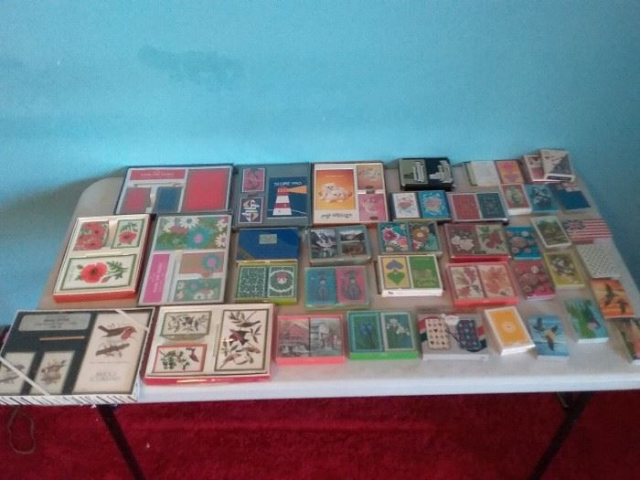 Huge Collection of Playing Cards
