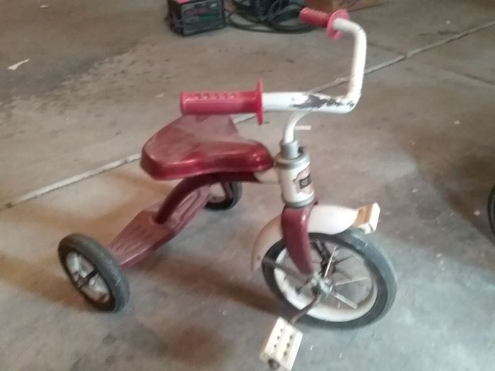 Tricycle Two