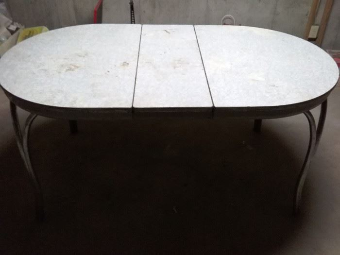 Vintage Table No Chairs
