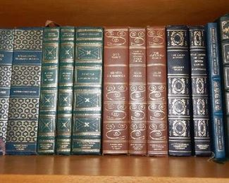 FABULOUS BOOK LIBRARY !! SOME PRE 1900 AND 1ST ADDITIONS. SOME ARE RUSSIAN!!