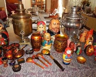FABULOUS COLLECTIBLES FROM RUSSIA