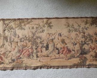 BEAUTIFUL TAPESTRY FROM ITALY