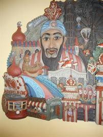 Aladdin Castle Ticket Booths..