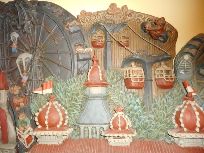 The Details of the bobs Aladdin Castle