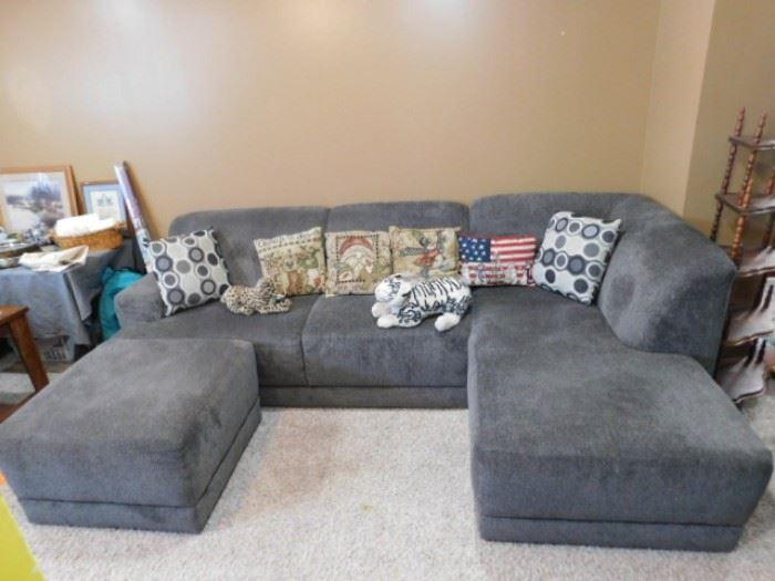 Fabric Sofa sectional