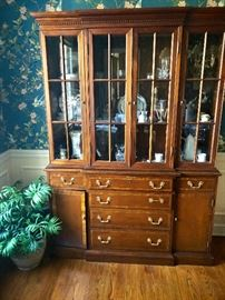 Council Craftsman China cabinet