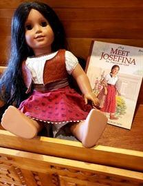 JOSEFINA! American Girl Doll and accessories