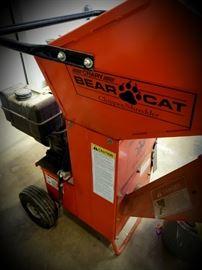 Bear Cat Chipper/Shredder